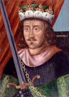 King Edward I In 1254, Eleanor of Castile and Edward were married on 1 November 1254 in the Abbey of Santa María la Real de Las Huelgas in Castile.  Edward and Eleanor had at least fourteen children, perhaps as many as sixteen. Of these, five daughters survived into adulthood, but only one boy outlived Edward: the future King Edward II.