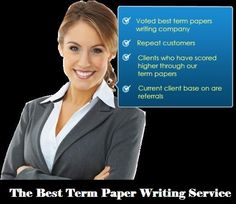 We offer reliable term paper writing help to students as we have a basic understanding of the methods and the skills needed for writing term papers. Visit http://www.fastqualityessays.com/term-paper/