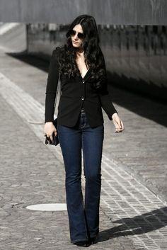 It's flared jeans, babe - United Wear   styleranking