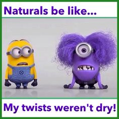 NATURALS BE LIKE...