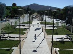 Canberra Centre Consolidation Project 2002