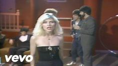 Blondie - Rapture  Official video of Blondie performing Rapture from the album Autoamerican. Buy It Here: http://smarturl.it/dtugaq  Debuting in 1981, the music video was the first rap video ever broadcast on MTV. It took place in the East Village section of Manhattan Like Blondie on Facebook: http://www.facebook.com/Blondie
