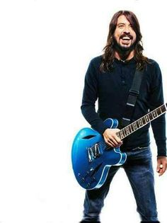 Dave Grohl Nirvana/Foo Fighters seen them live