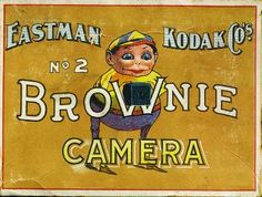 Before the Brownie photography was the exclusive preserve of the rich.  Eastman made a technical, expensive process available to just about anyone.  Before the 1900 launch of the brownie, Eastman had been lowering the entry point for amateur photographers with the introduction of daylight loading, roll film and folding vest cameras, but the Brownie cost 1USD and used film that cost 15c.  No focusing or pesky shutter speeds and apertures to deal with, simply press the button and we'll do the…