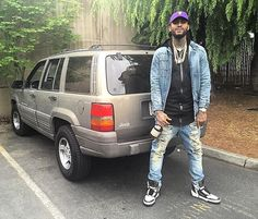 Dave East in Seattle - Eye Blog About.....Nothin'