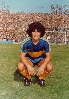 Diego Maradona - Boca Juniors