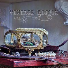 #vintage #jewelry #bijoux #gioielli #anello #collana #orecchini #bracciale #style