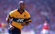 Premier League's 100 best players - where does Ryan Giggs rank amongst the greatest? Nicolas Anelka, Football, Arsenal Fc, Best Player, Premier League, Motorcycle Jacket, France, Entertaining, Culture