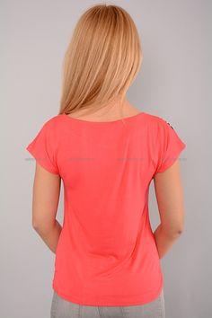 Футболка Г2515 Цена: 375 руб Размеры: 40-46  http://odezhda-m.ru/products/futbolka-g2515  #одежда #женщинам #футболки #одеждамаркет