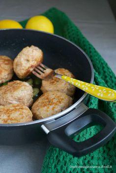 polpette di pesce spada al limone e olive1