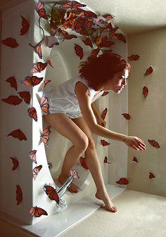 Rachael Koscica Photography - Surreal Self Portraits