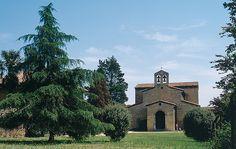 Iglesia de San Julián de los Prados #Oviedo #PatrimoniodelaHumanidad #Prerrománico #cultura #culture #Asturias #ParaísoNatural #NaturalParadise #Spain