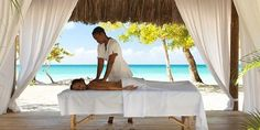 Things to Do on a Luxe Vacation:  Get a massage at Couples Tower Isle | CheapCaribbean.com #CCLuxe #spaday