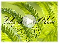 Tarjetas con mensajes de Dia del Padre para compartir. Ideas para el Dia del Padre - CorreoMagico.com Ecards, Plant Leaves, Daddy, Distance, Plants, Change, Ideas, Amor, Happy Fathers Day Images