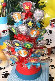 Aniversário de gêmeos com tema Patrulha Canina - Constance Zahn | Babies & Kids