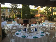 Our Garden Terrace can be used for dinner, cocktails & ceremony - the perfect all in one location in beautiful San Diego. #sandiegowedding #sandiegoweddingreception #carlsbadwedding #hgiweddings #weddingreception #oceanviewwedding #outdoorweddingreception #outdoorweddingsandiego