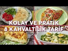 Quick and Easy 8 Breakfast Recipes - Food Recipes - Yemek Tarifleri - Resimli ve Videolu Yemek Tarifleri French Toast Casserole, Breakfast Casserole, Breakfast Recipes, Fall Recipes, Dinner Recipes, Healthy Recipes, Quick Recipes, 400 Calorie Meals, Gimme Some Oven
