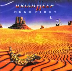 URIAH HEEP - HEAD FIRST / CD
