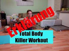 Total Body Killer Workout - Erklärung - BodyKiss