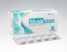 Muskazon Drug Package on Behance