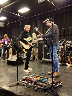 Don Felder & Steve Lukather