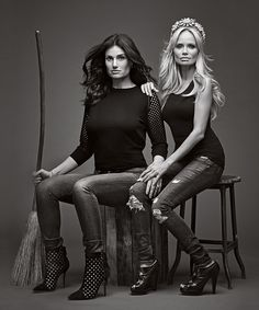 WICKED, 10th Annivesary - Idina Menzel & Kristin Chenoweth - Entertainment Weekly, Reunion Issue, 2013