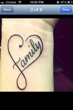Love this tatto❤