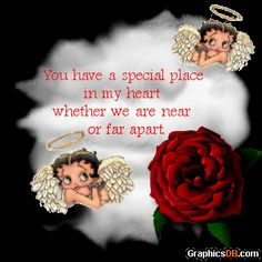 Thanksgiving Betty Boop Quotes for Facebook | Home / MySpace Graphics / Cartoons / Betty Boop / BETTY B
