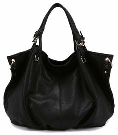 JiYe Womens 3005 Microfiber Leather Large Shoulder Bag Black JiYe,http://www.amazon.com/dp/B00HIK617Q/ref=cm_sw_r_pi_dp_vi0etb02G73QEWZR