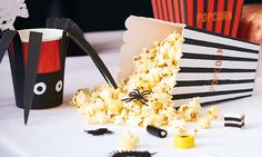 - Halloween Popcorn Food - Halloween Movie Night - Party Pieces Blog & Inspiration