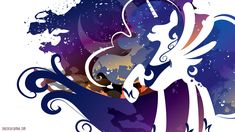 Rainbow Dash Silhouette Wall by SambaNeko on DeviantArt Mlp My Little Pony, My Little Pony Friendship, Rainbow Dash, Luna Anime, Celestia And Luna, My Little Pony Wallpaper, Imagenes My Little Pony, Little Poni, My Little Pony Drawing