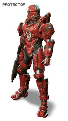 HALO 4 Armor