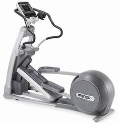 Precor EFX 546i Experience Rear Drive Elliptical Trainer #Precor