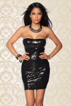Kleid schwarz xl