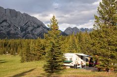 Family Adventures in the Canadian Rockies: The Best Family Campground in Kananaskis