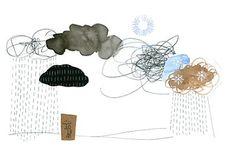 Le territoire des sens: Collages
