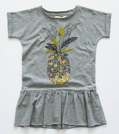 Soft Gallery Pipi Pineapple Dress - shopminikin
