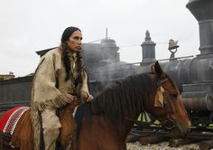 Photo of Pawnee Killer (Gerald Auger) in Episode 6 for fans of Hell on Wheels. Hot Wheels, Hell On Wheels, Native American Images, Union Pacific Railroad, Best Western, Best Memories, Photo Galleries, Seasons, Actors