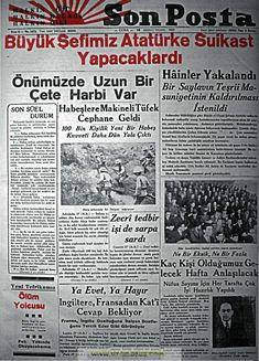 son posta gazetesi 18 1.teşrin 1935