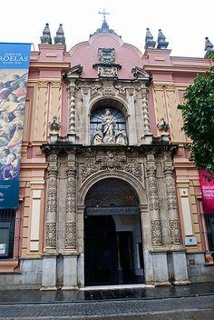 Museo de Finas Artes, Sevilla, Spain