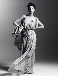 ☆ Saskia de Brauw   Photography by Daniel Jackson   For Vogue Magazine Germany   November 2012 ☆ #Saskia_de_Brauw #Daniel_Jackson #Vogue #2012