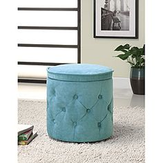 HomePop French Roast Chenille Fabric Upholstered Barstool by ...
