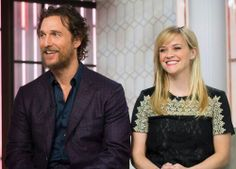 Matthew McConaughey Reese Witherspoon Today Show Video: Watch Sing Interview!