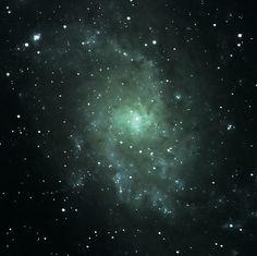 20141003 M33 Triangulum Galaxy LRGB   by Roger Hutchinson
