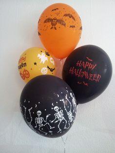 #Luftballon #Dekoration für verschiedene Anlässe #Halloween #balloon #scary
