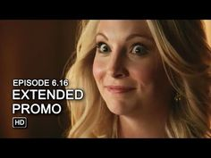 The Vampire Diaries 6x16 Extended Promo - The Downward Spiral [HD]