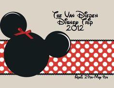Disney digital scrapbook pages