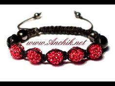 Tutorial: Shamballa-Armband