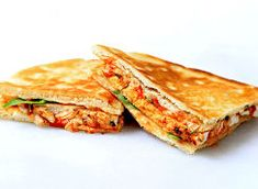 Grilled Cheese Academy - Recipes - The Bangkok