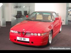 VWVortex.com - The Alfa Romeo SZ / RZ thread (which will never be searchable on here)